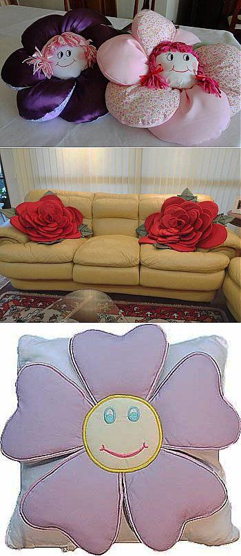 Мастер класс диванные подушки своими руками