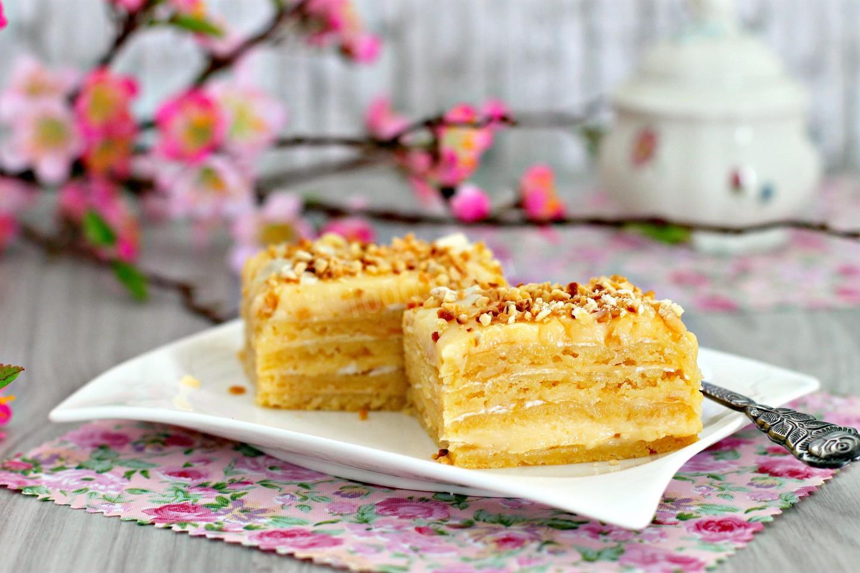 удивительных красивых песочный торт рецепты с фото освоила несколько