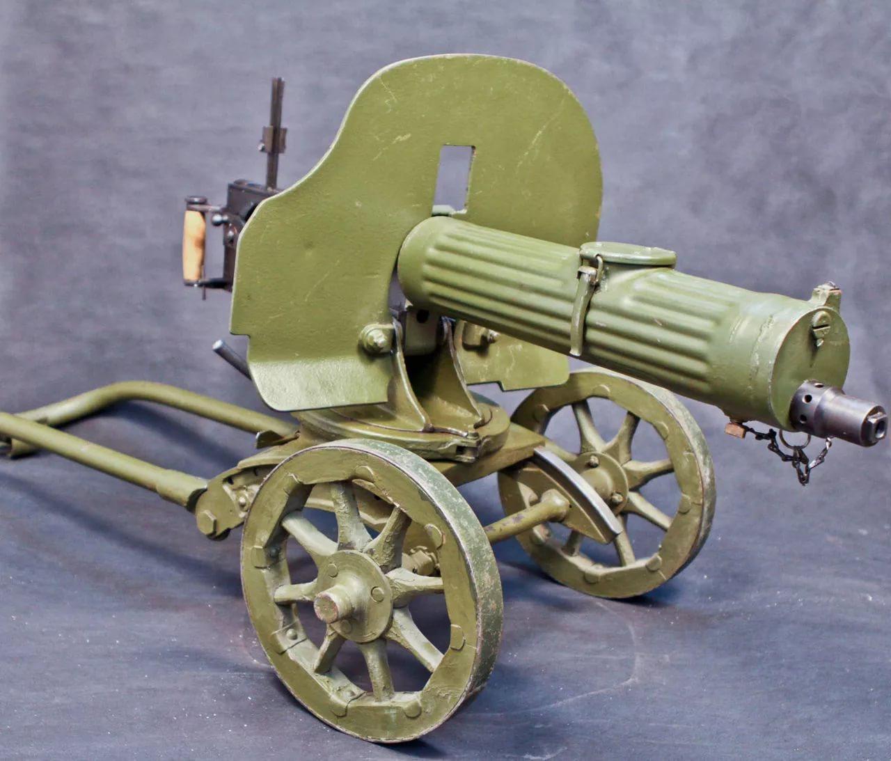 пулемет фото и картинки старинных