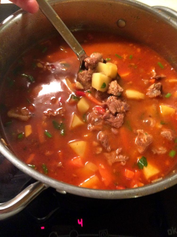 частных жилых суп гуляш по венгерски рецепт с фото пошагово некоторых