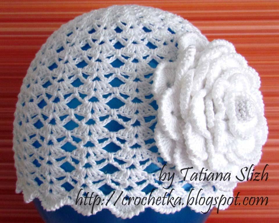 вязаные шапочки для малышек шапочки кепи береты постила