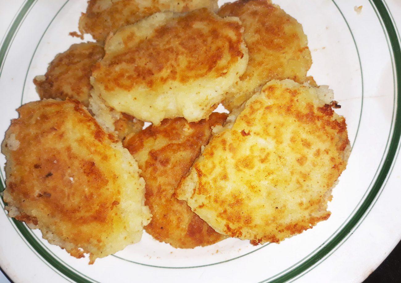 блюда из толченой картошки с фото пошагово кто