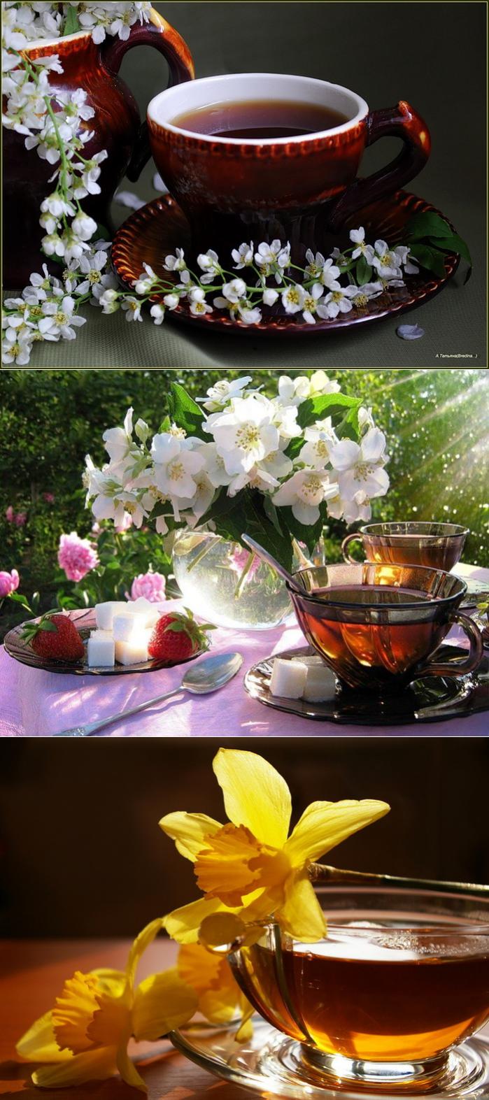 Картинки приглашаю на чай стильные
