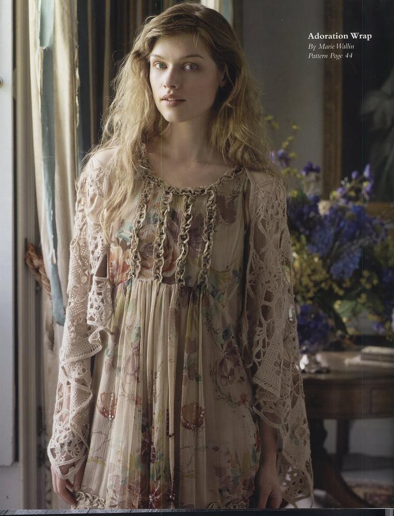 Блуза в стиле бохо своими руками фото 931