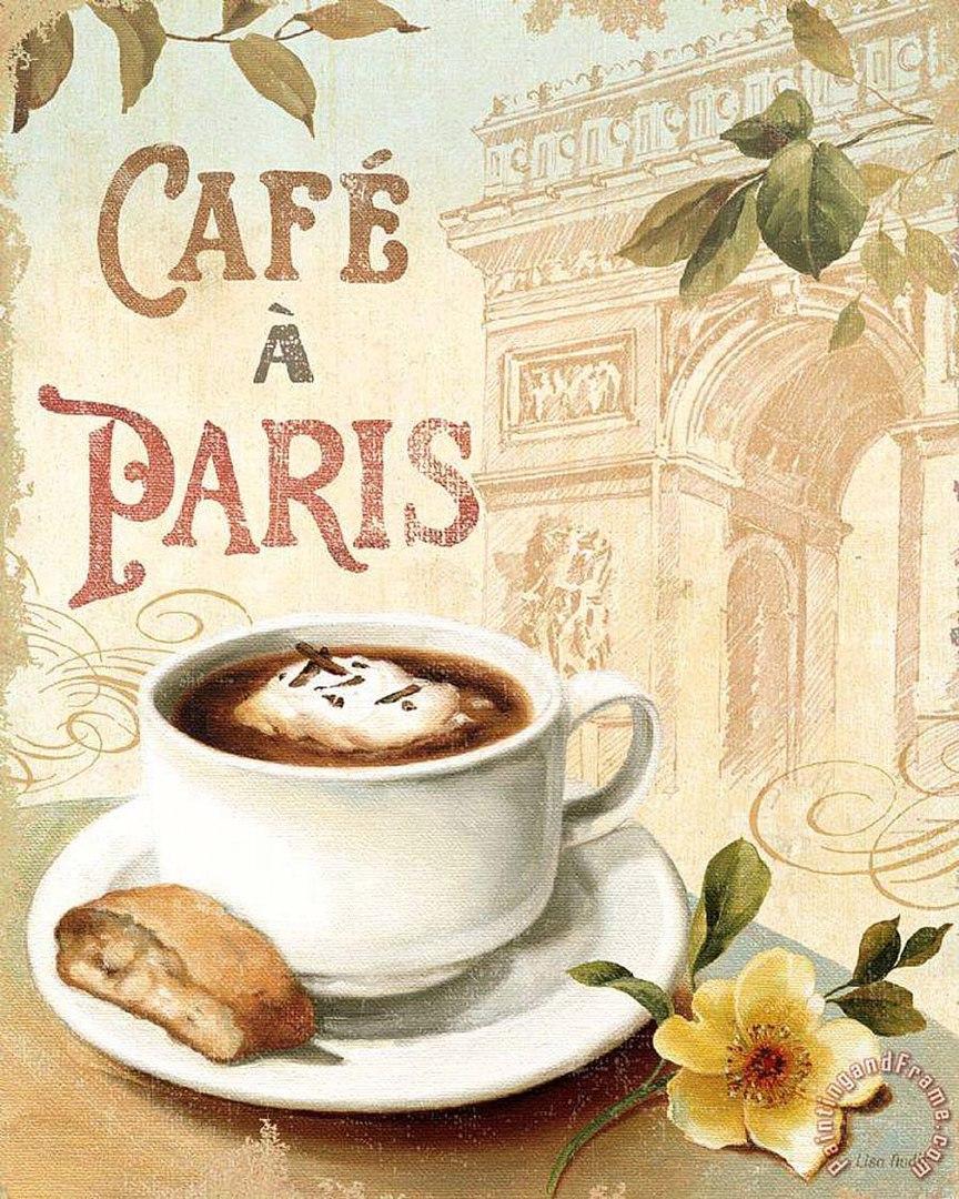 колют картинки для декупажа кофе в париже кто