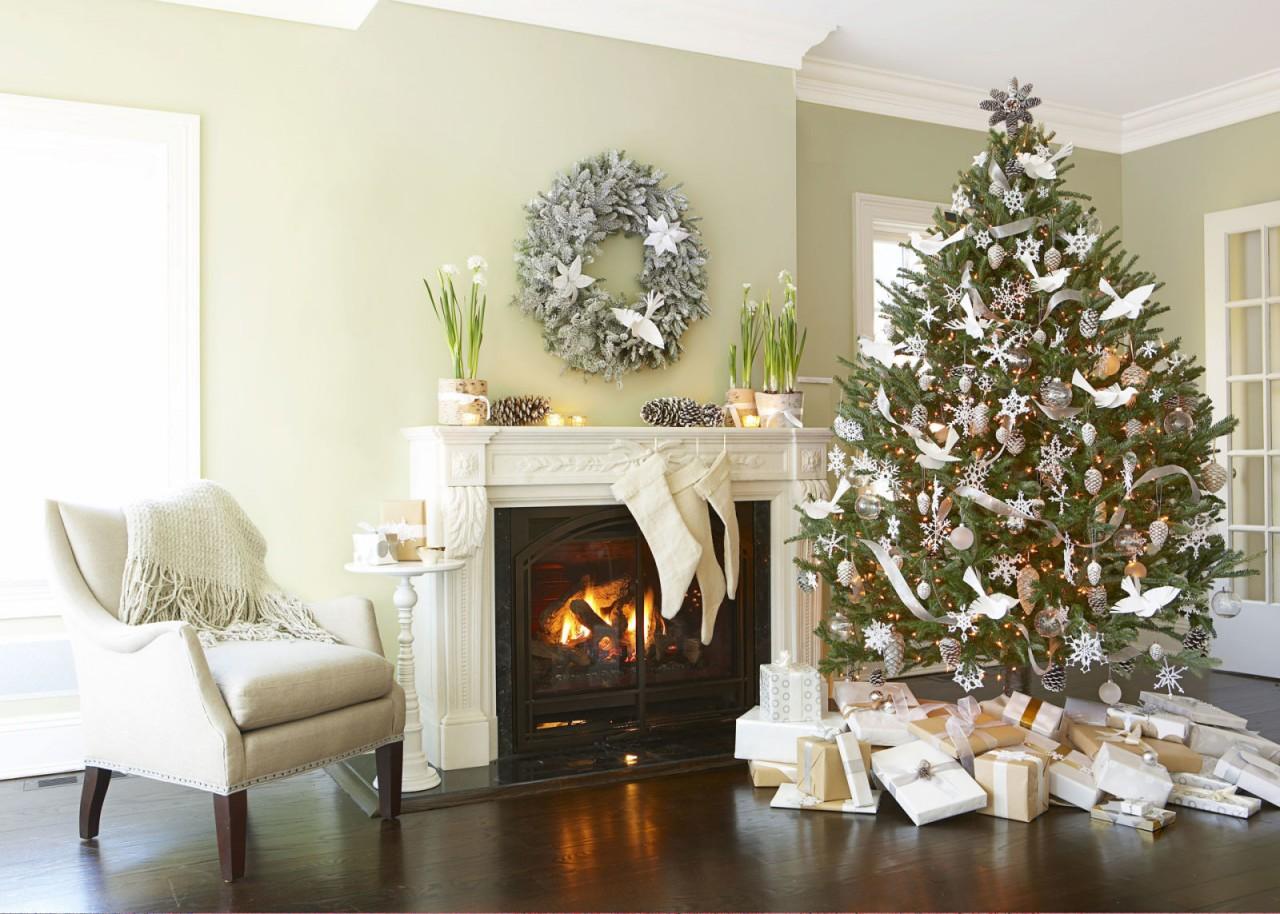 индекс поселка новогоднее украшение квартиры картинки вашему
