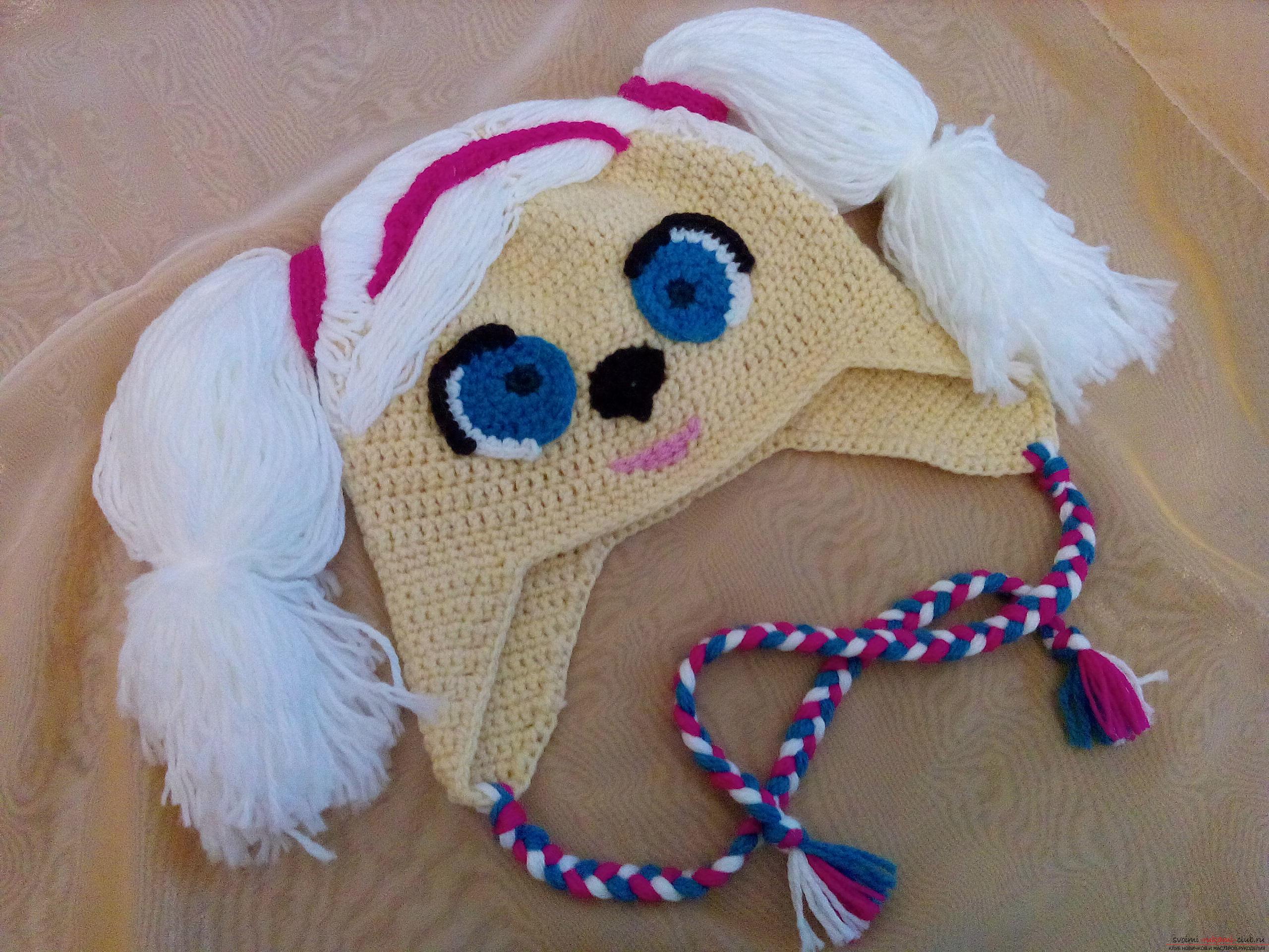 Вязание крючком мастер клуб