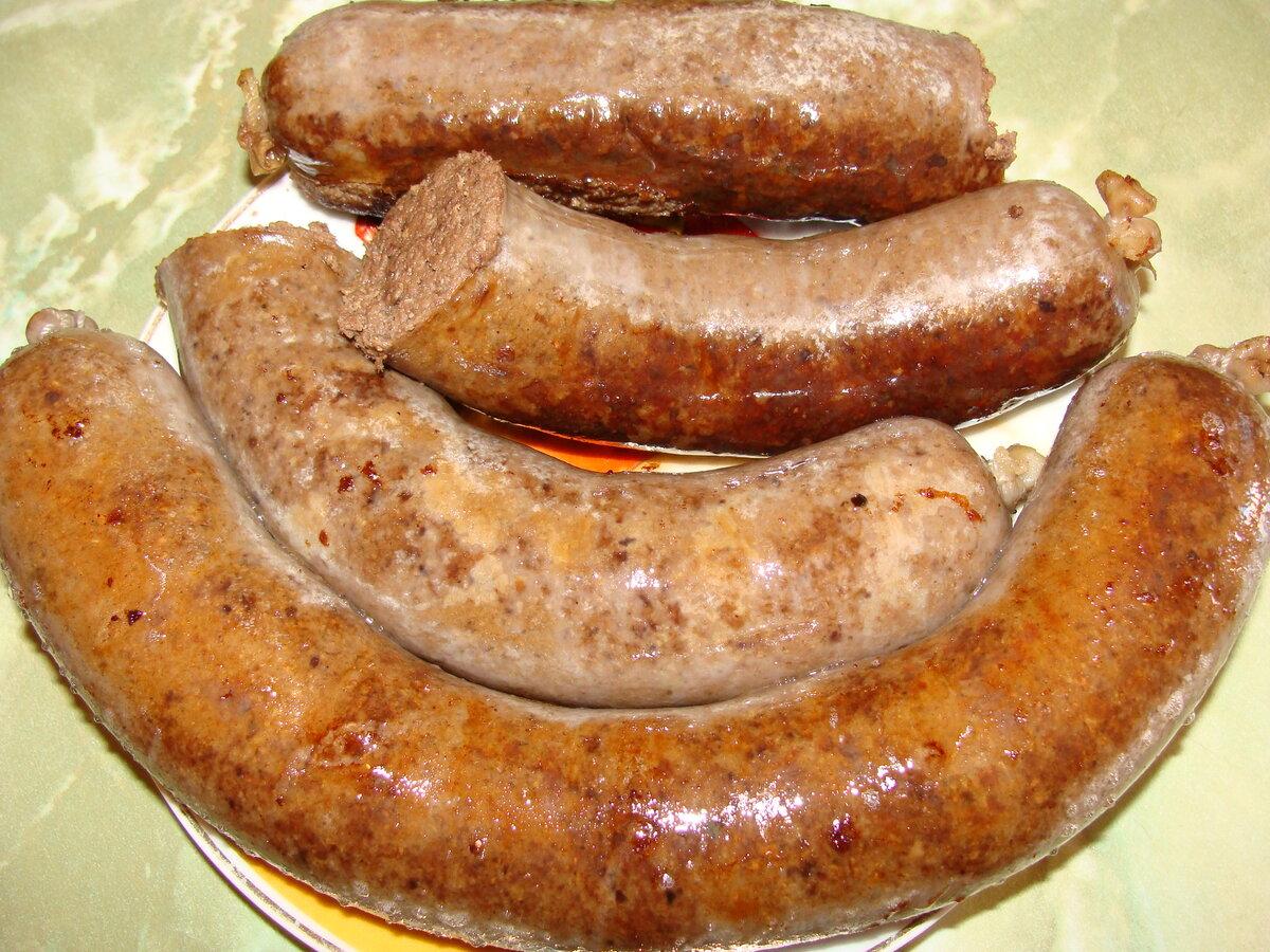 Домашняя ливерная колбаса рецепты с фото