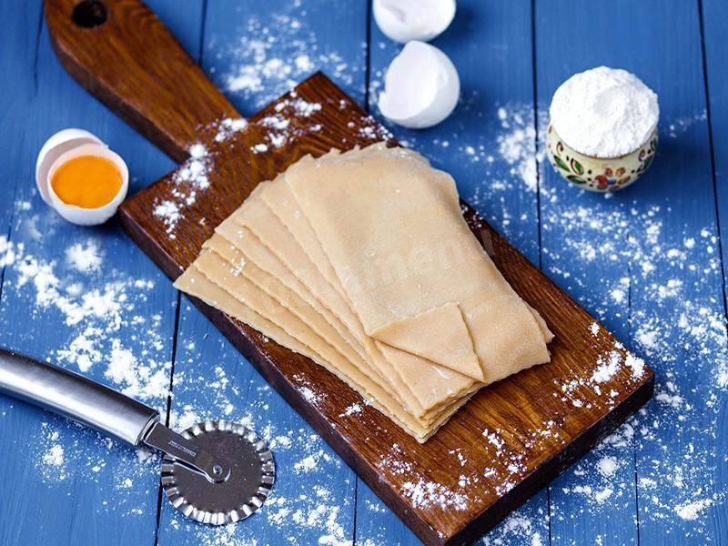 как сделать тесто для лазаньи фото заглавной фотографии