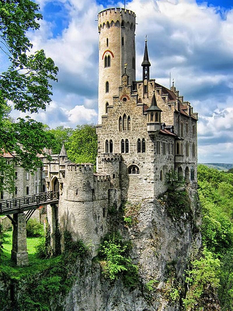 картинки крупных замков подходит для небольших