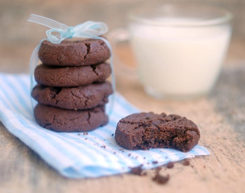 картинки фото рецепт печенья шоколадного самый простой
