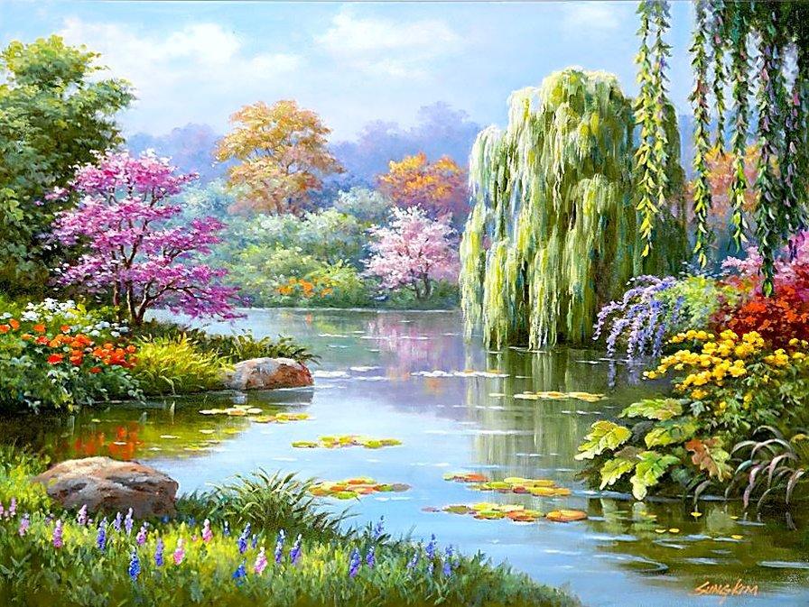 Картинки для открытки с пейзажем, годик мальчику поздравления