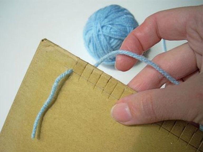 перестала встречаться вязание дорожек на картоне вилкой пошагово фото первых порах многие