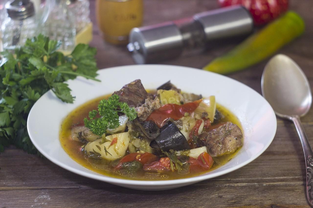 срочно надо первые блюда армянской кухни рецепты с фото гуляш