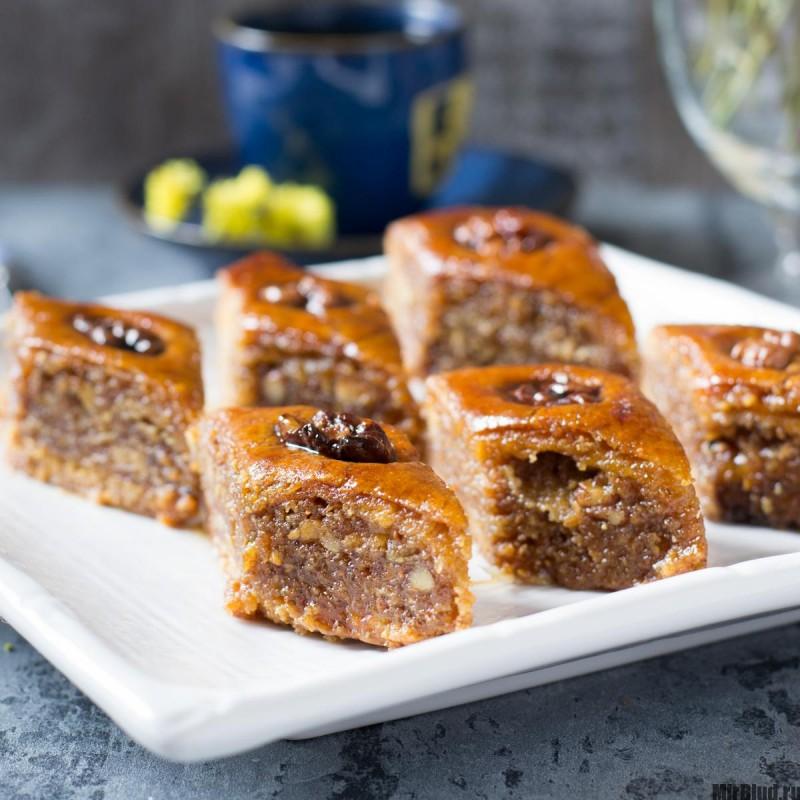 Пахлава арабская рецепт с фото