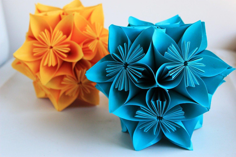 картинки поделки из бумаги своими руками форм, расцветок материалов