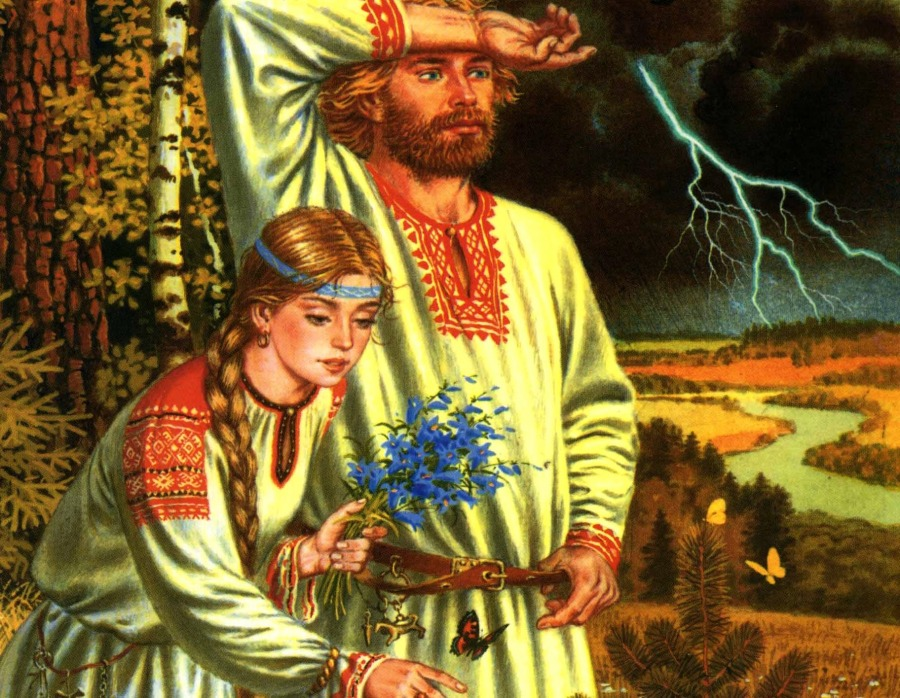 Картинки славяне