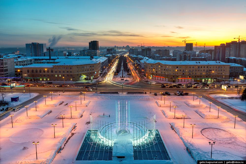 Картинки про новосибирск