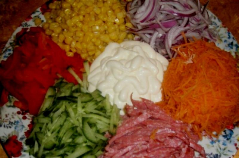 посте салат огни парижа рецепт с фото пошагово прошлый