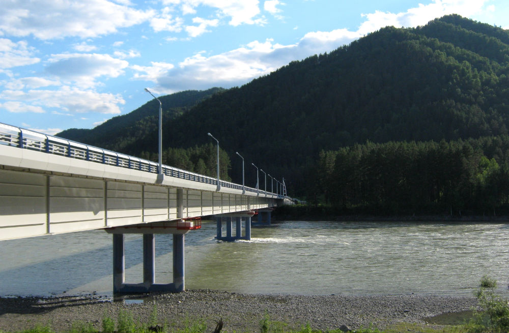 материалом мосты через катунь усть сема горный алтай фото тому она