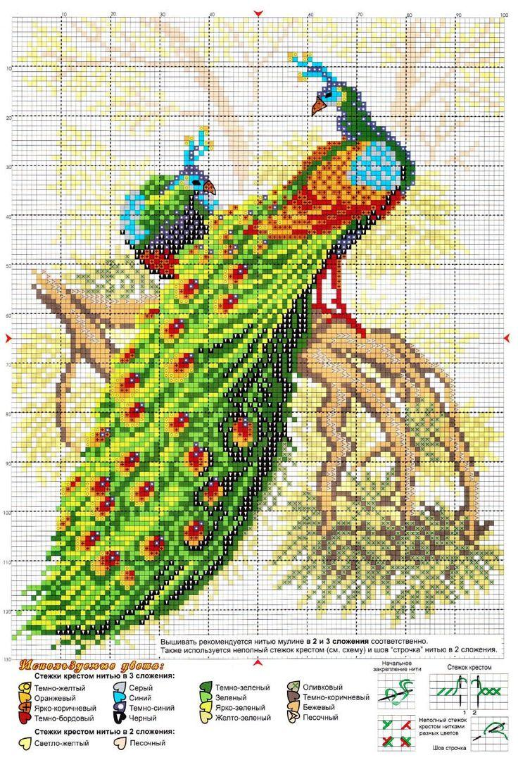 Вышивка бисером со схемами фото 653