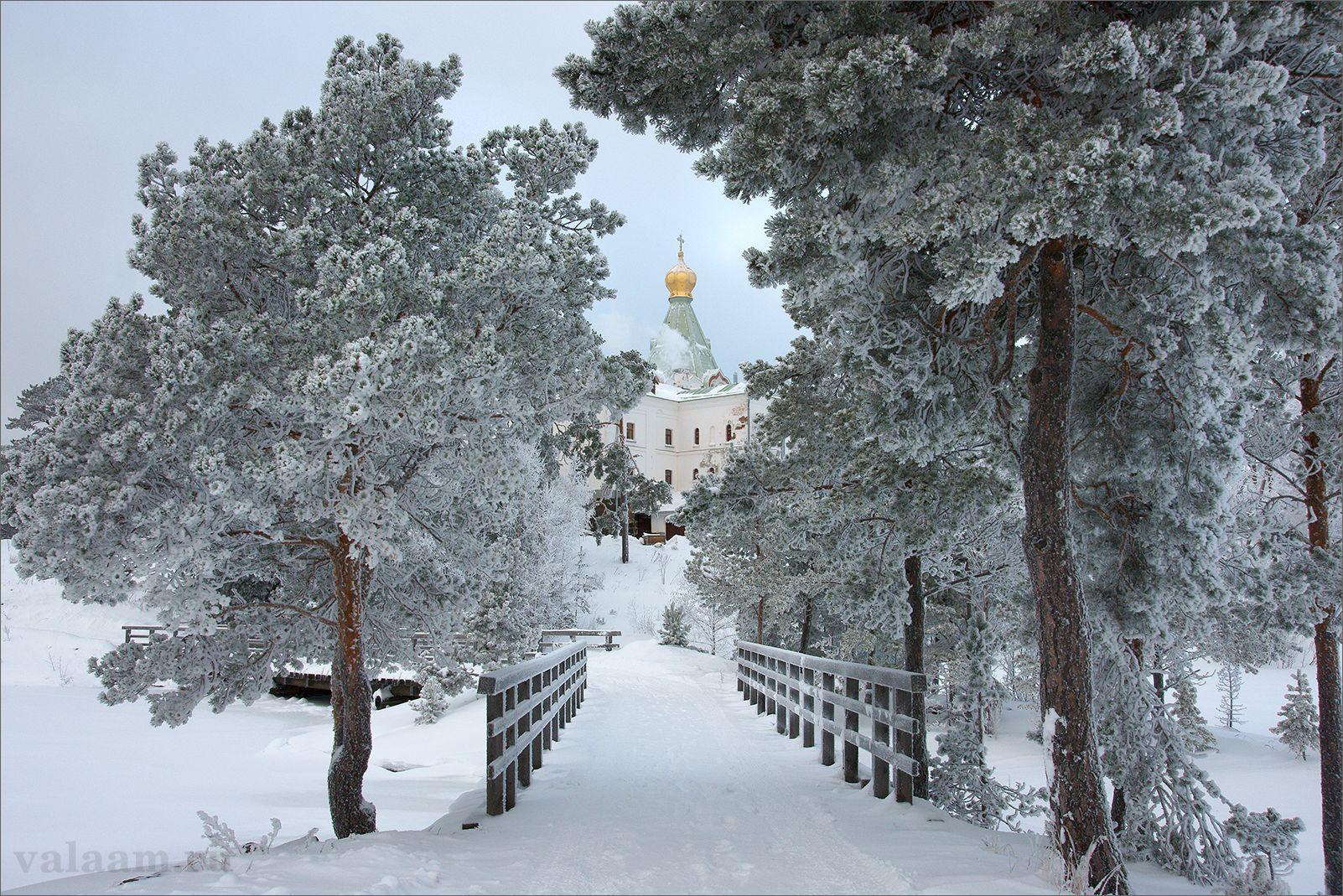 художник обладал валаам зимой фото в качестве всем огромное