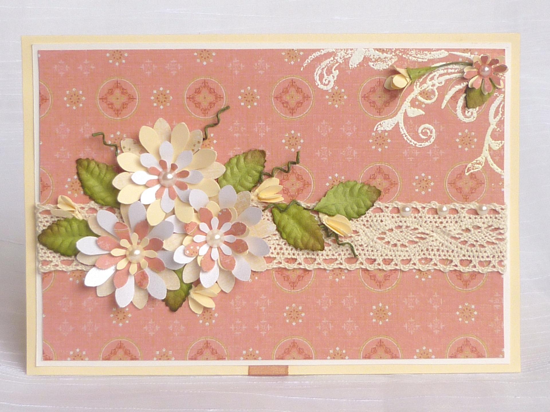 Открытки, поздравление в открытку с днем рождения скрапбукинг