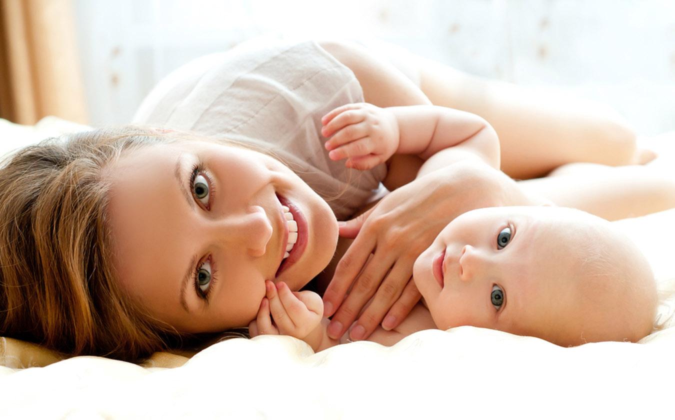 Картинки девушки с малышом и мамой