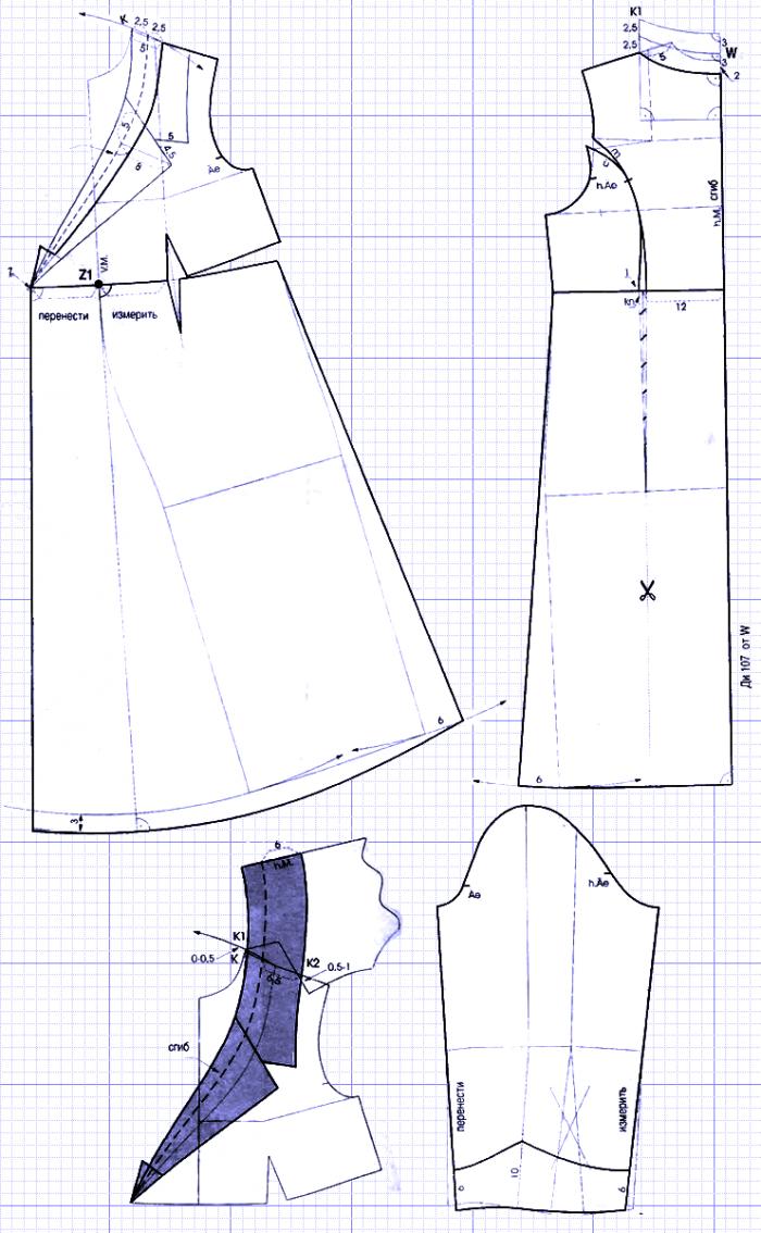 Выкройки бохо платьев простые выкройки своими руками фото 862
