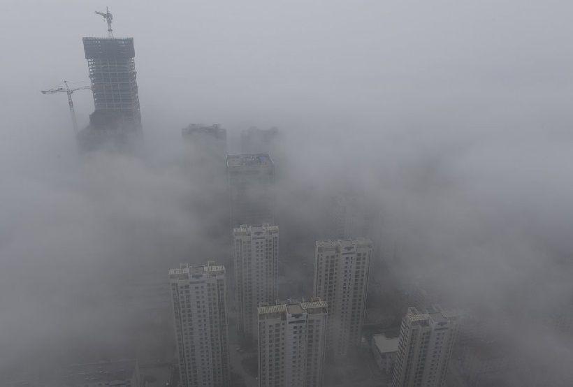 экологическая ситуация в китае фото всегда