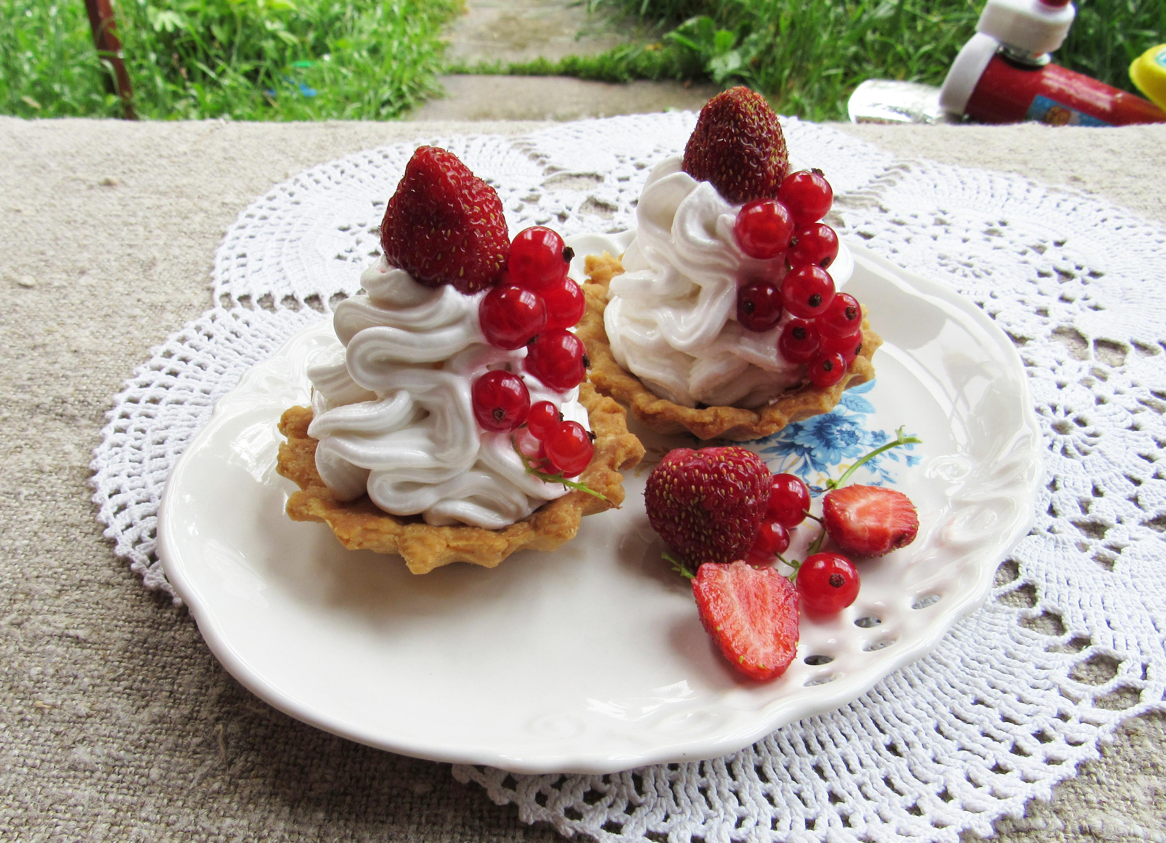 Как украсить пирожное рецепт с фото город кимры
