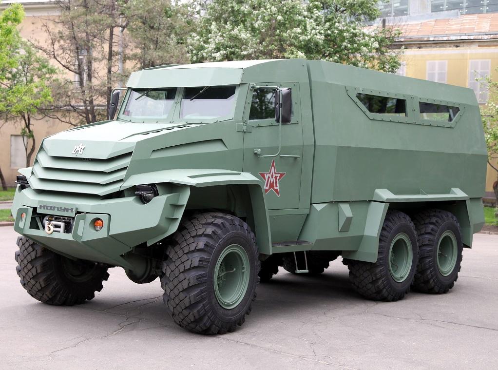 Уральские многоцелевые машины хочу
