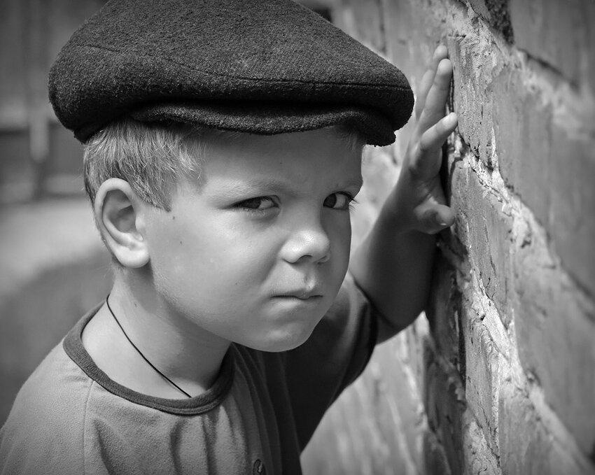 Фотографии детей в кепках