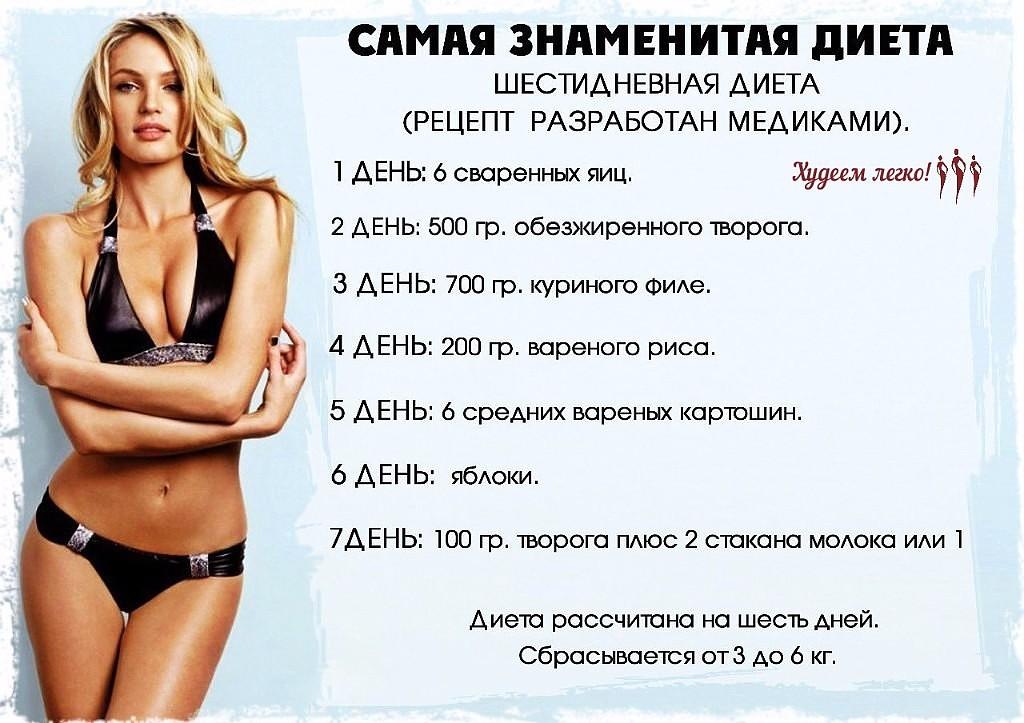 Рецепты Эффективных Диет Для Быстрого Похудения.