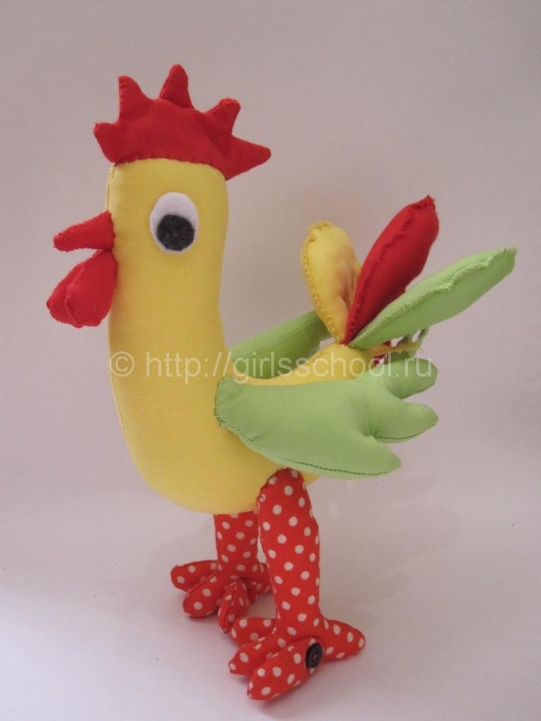 Как сделать новогоднюю игрушку петуха фото 664