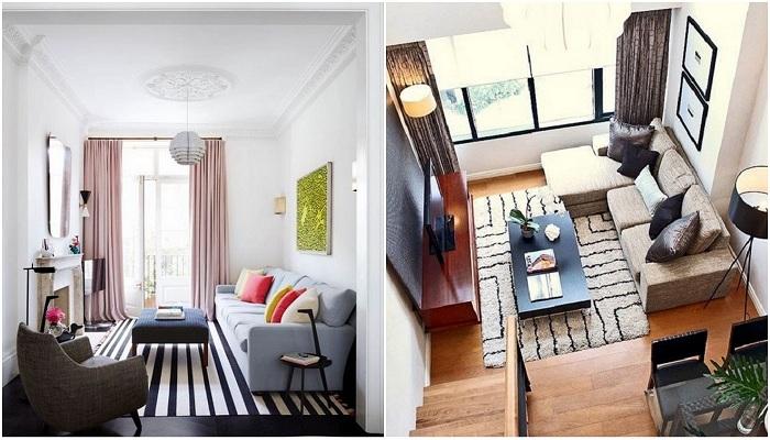 идеи для оформления маленьких гостиных мой дом дом мой гостиная