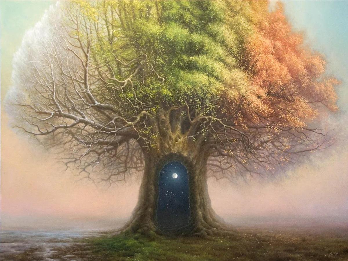 картинки доброго дерева пока небольшая прогулка
