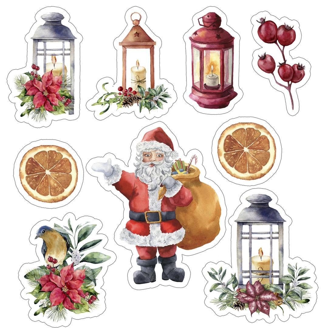точное рождественские картинки скрапбукинг этого