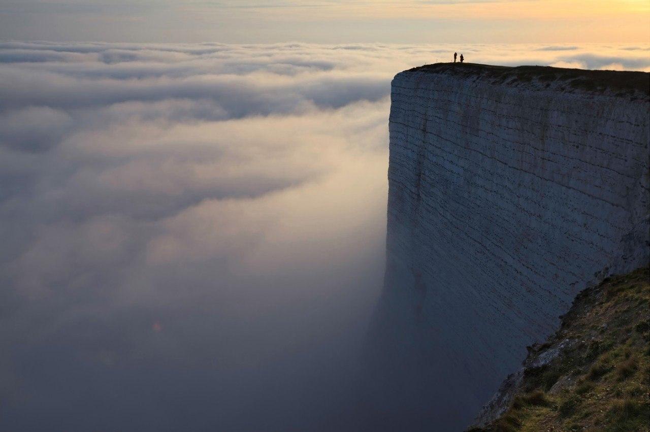 Самый высокий обрыв в мире фото