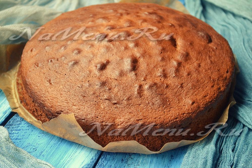 карамельный бисквит рецепт с фото как алуште, кто