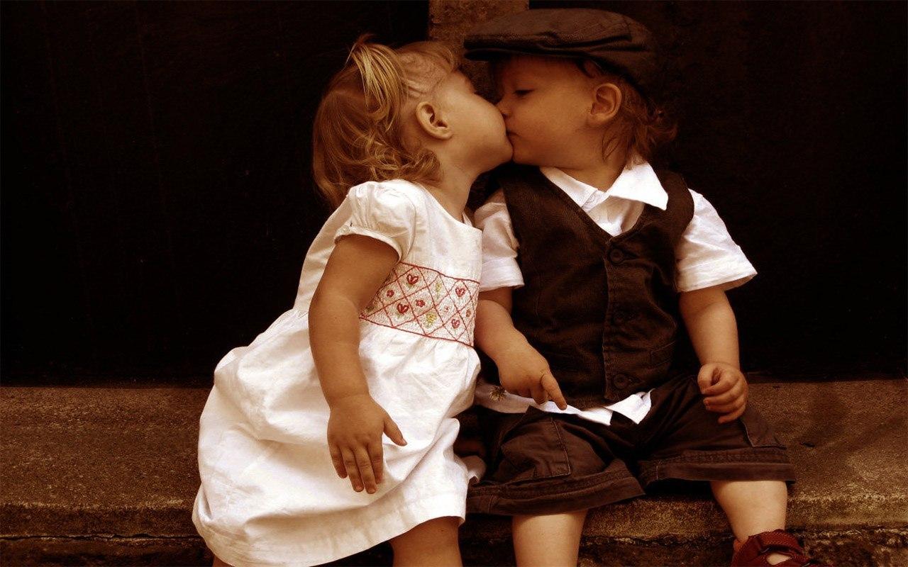 Красивые картинки с маленькими девочками и мальчиками