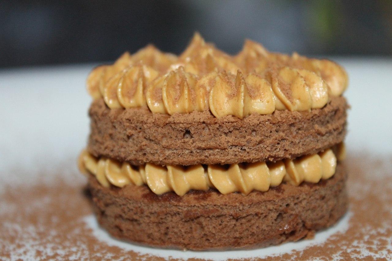 Кофейные пирожные фото рецепты