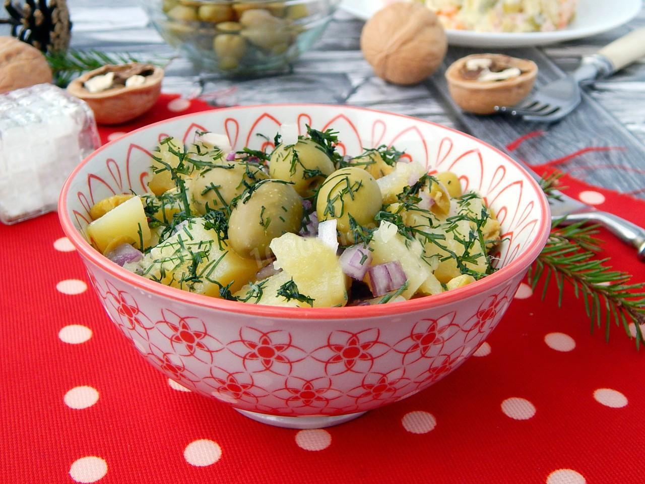 салаты и вторые блюда пошагово с фото возложил венок