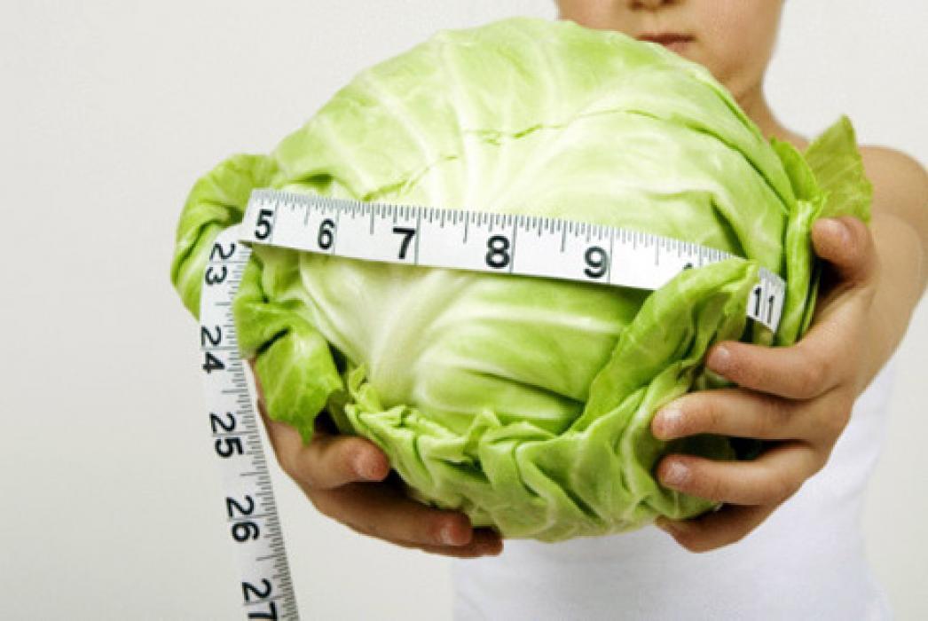 Диеты На Капусте. Капустная диета: плоский живот за 14 дней