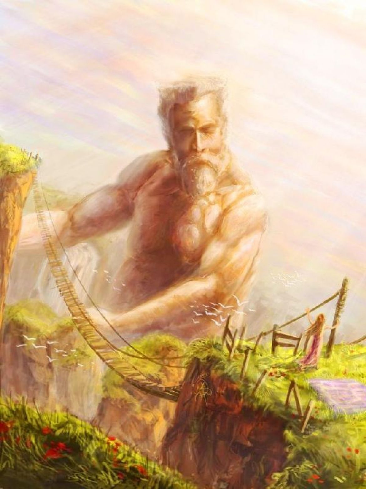 Картинки про великана