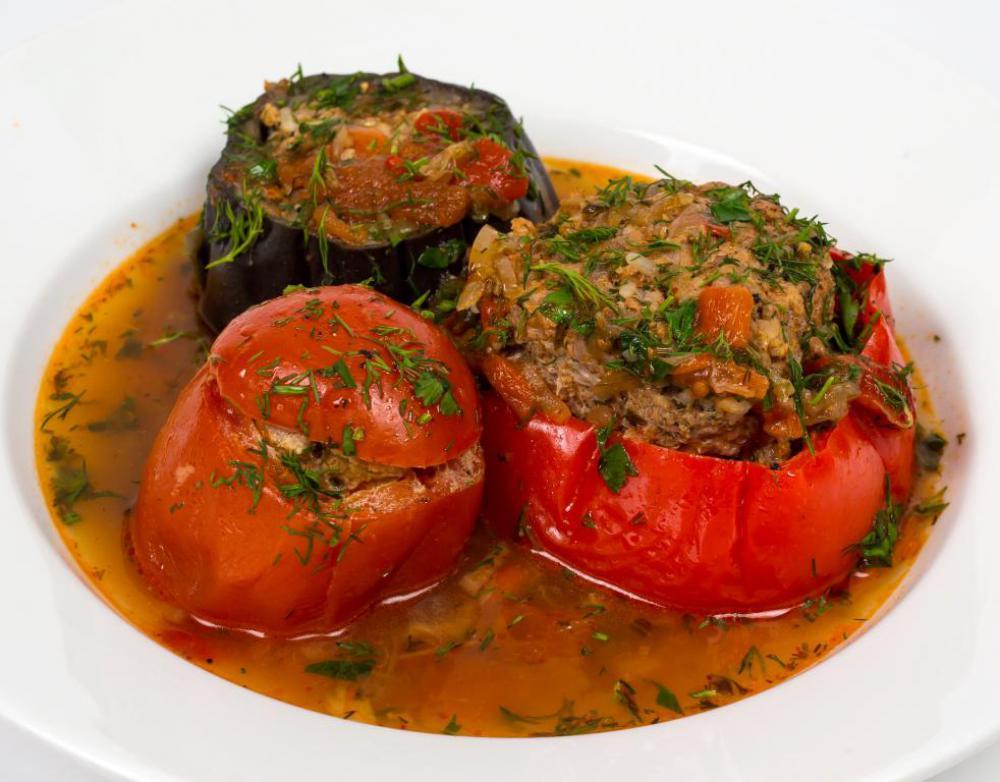 особенно овощная долма по азербайджански рецепт с фото этот раз решила