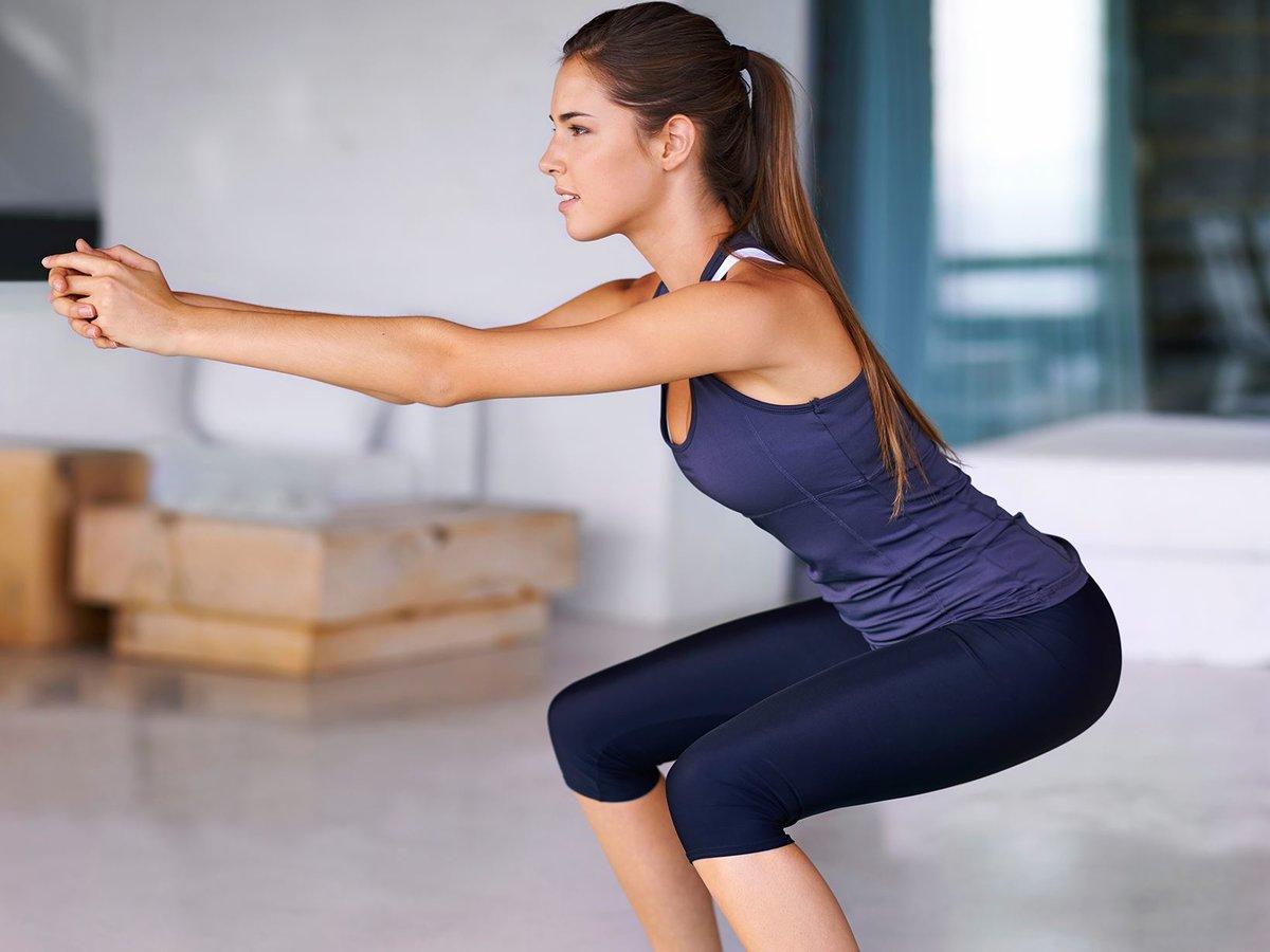 Похудение Фитнес Для Начинающих. Фитнес дома