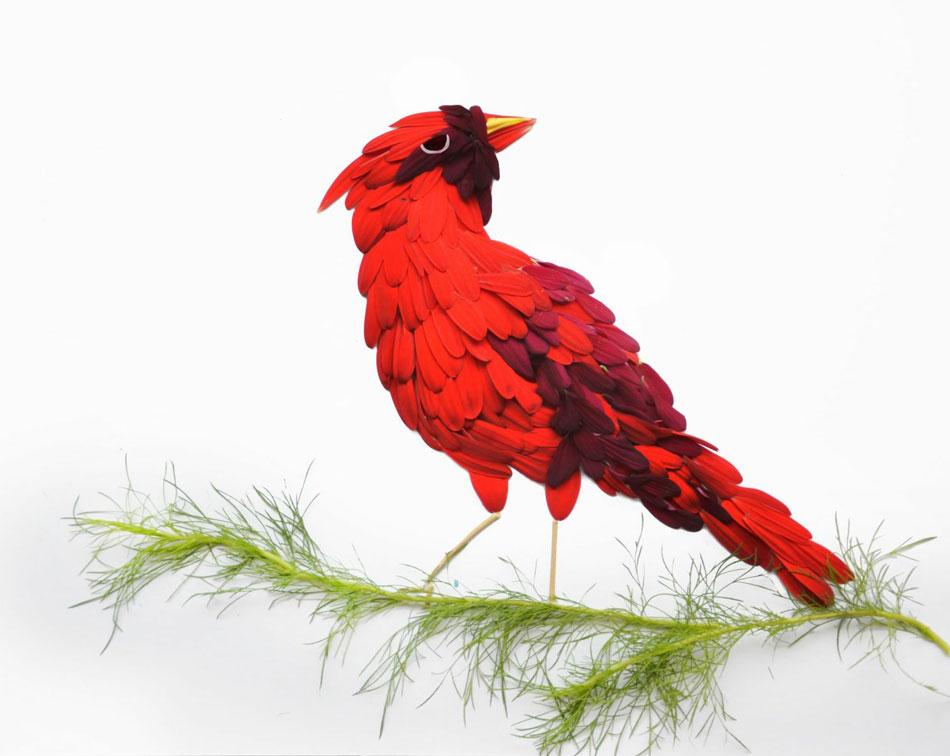 Животные из фоамирана: сова и аист, птицы и цыпленок, лебедь и краб, МК с курочкой и собака, мастер-класс 78