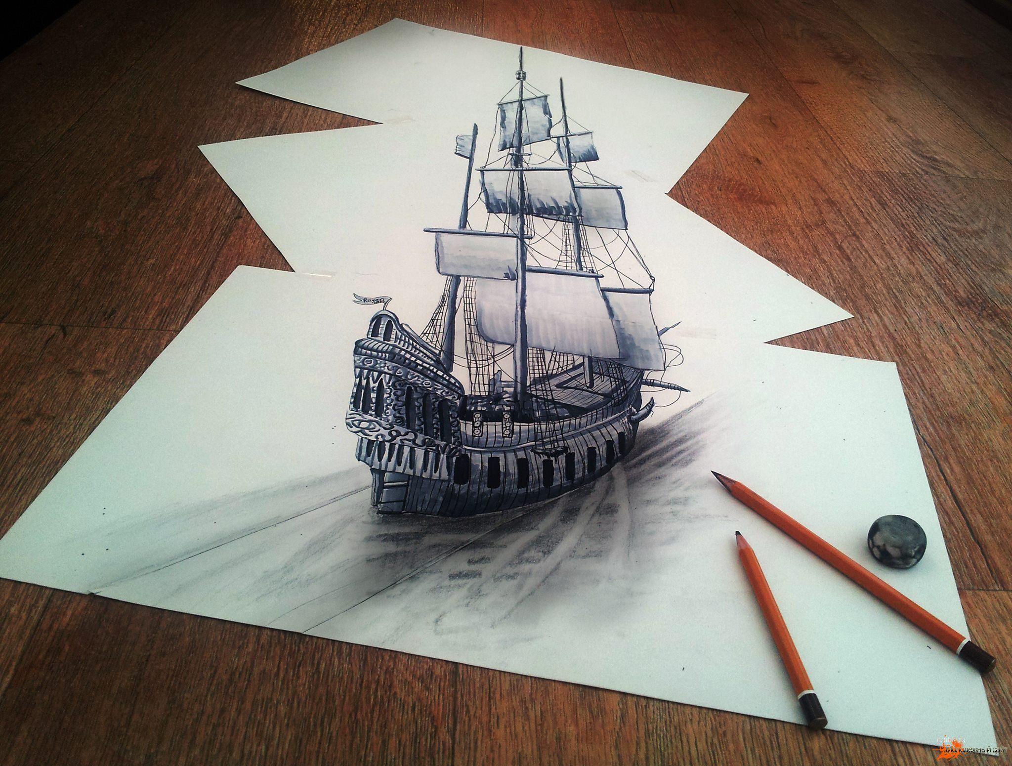 Рисунки карандашом на бумаге картинки