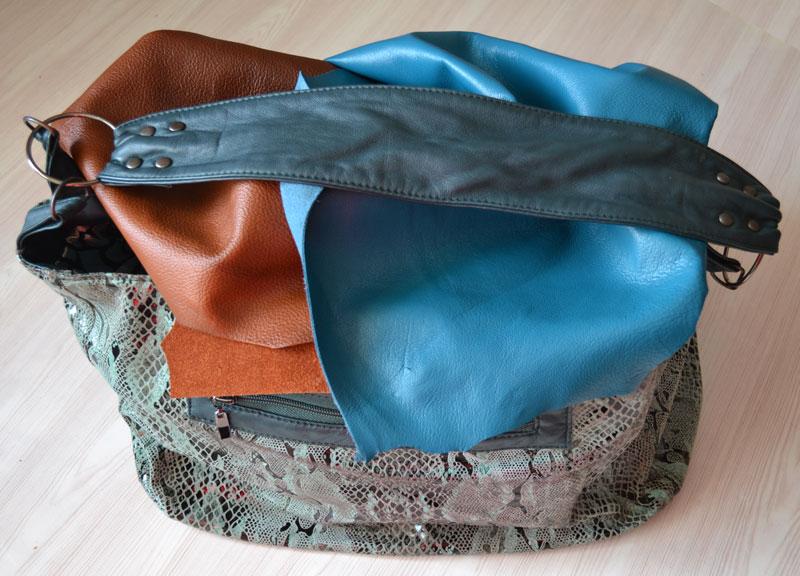 сумки своими руками из кожи фото и выкройки